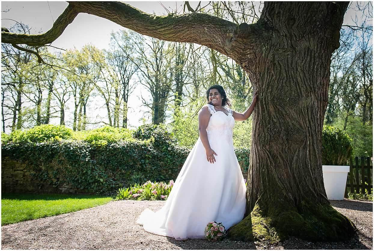 Trouwfotograaf, Slot Doddendael, Beuningen, Ewijk, Frank en Lea, Sandy Peters, bruidsfotograaf
