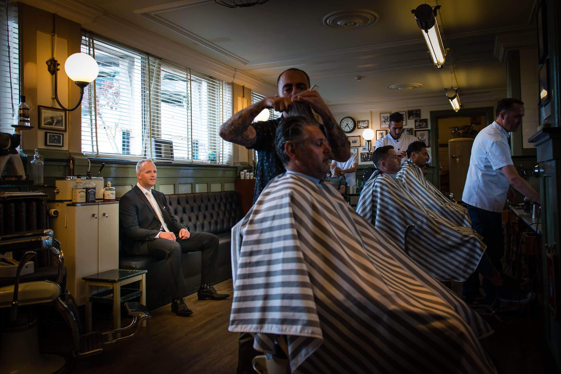 Bruidsfotografie Rotterdam de Vertrekhal door Bruidsfotograaf Sandy Peters