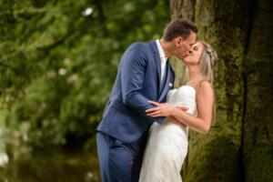 Bruiloftsfotograaf, echte momenten, bruidsfotografie door Sandy Peters