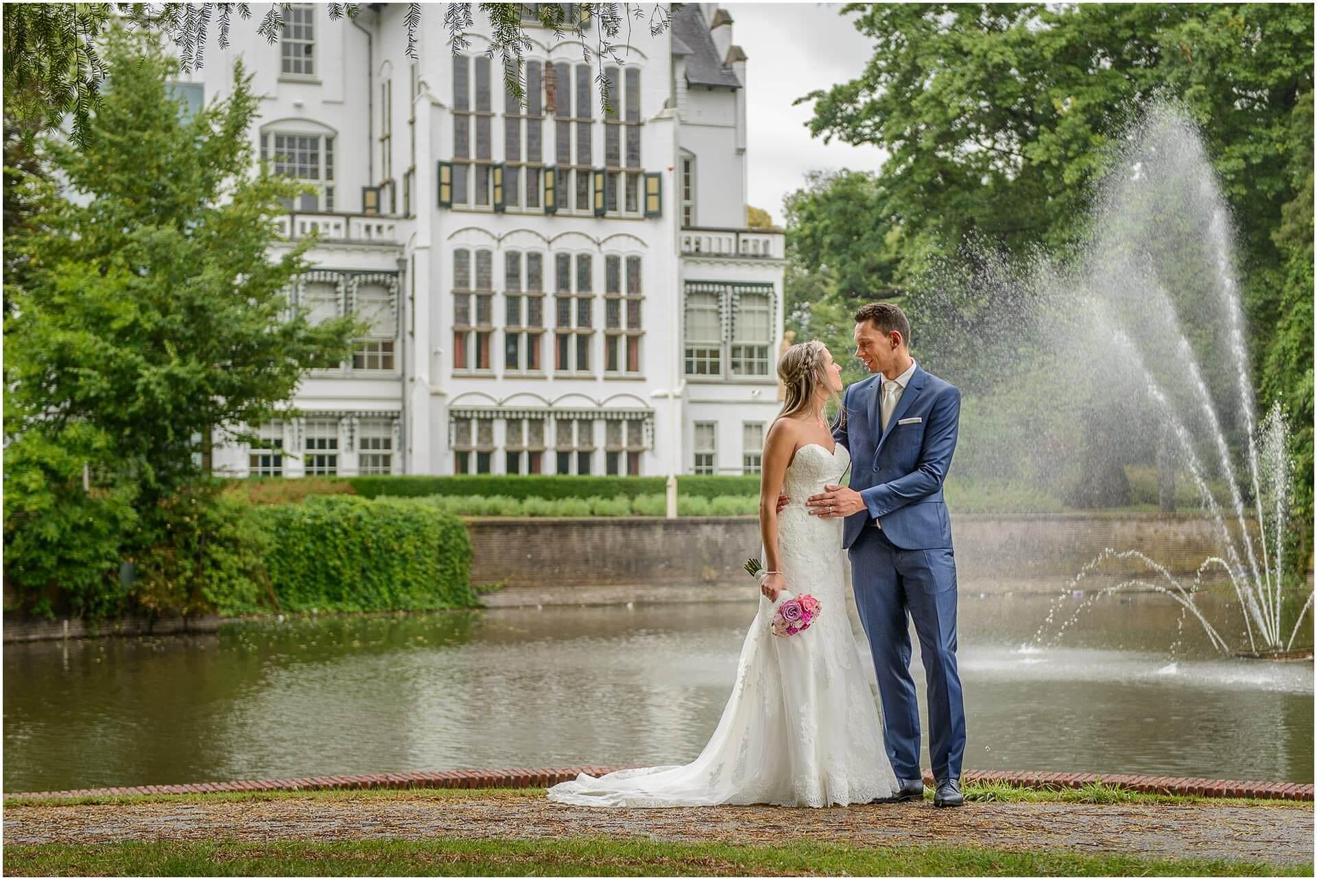 Fotograaf den Bosch Bruiloft fotograaf Brabant bij het Raadhuis in Vught door Bruidsfotograaf Sandy Peters uit Oss_0010.jpg