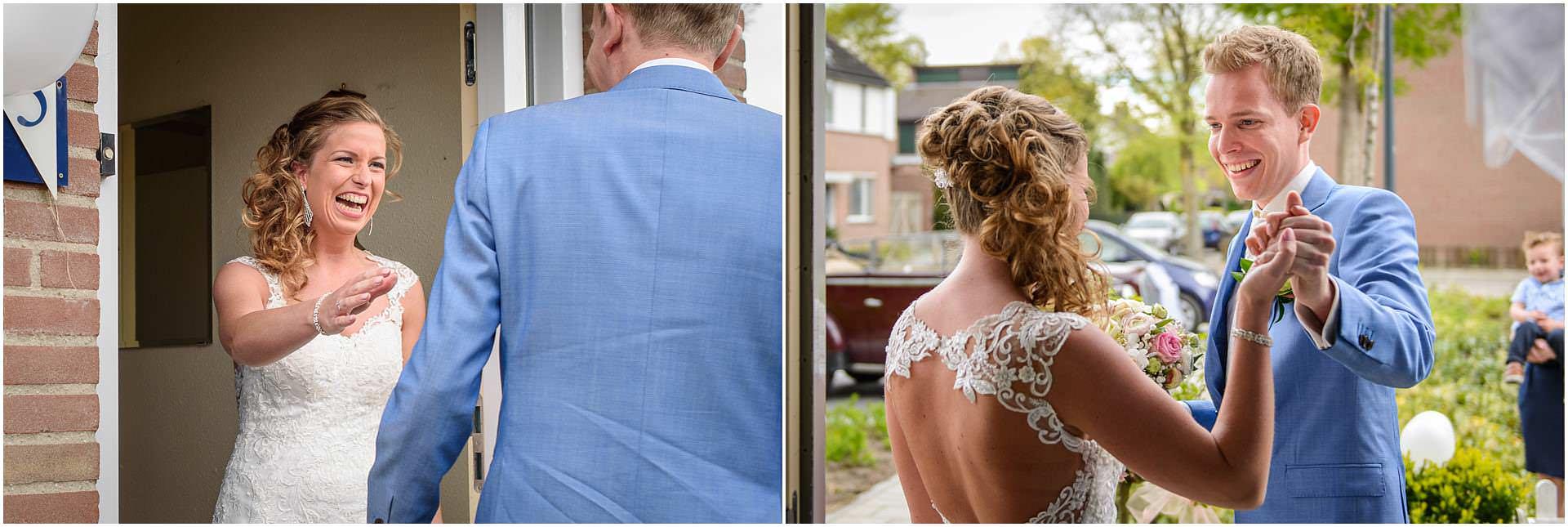 Bruiloftsfotografie Vught door Bruiloft fotograaf Sandy Peters uit Brabant_0028
