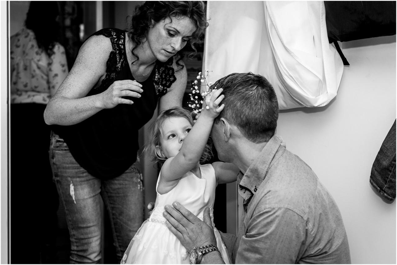 Pierre Annette Sandy Peters Bruidsfotografie Gezin