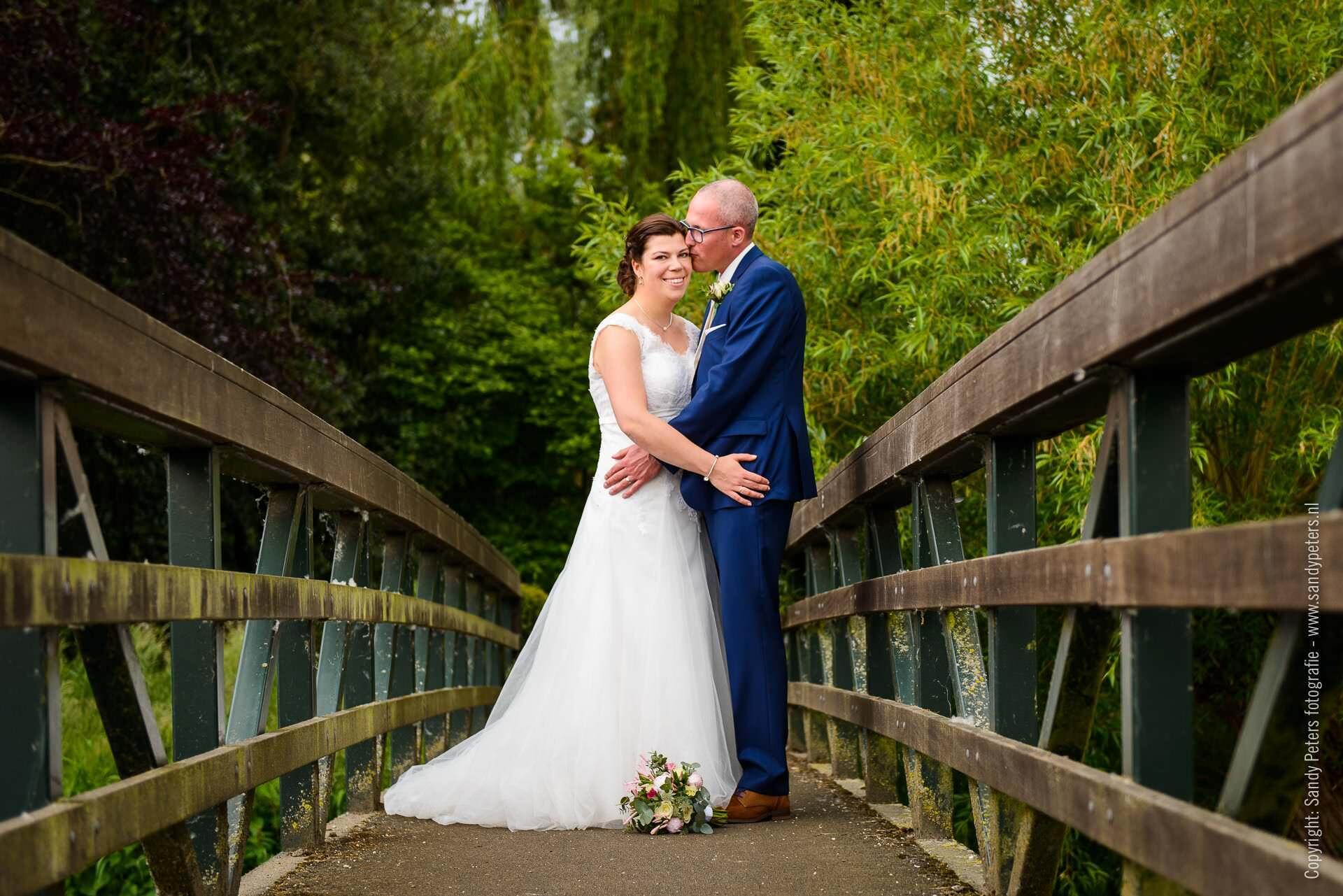 Bruiloft in Keldonk (Erp) en Son bij Lasonnerie en park Vroonhoven