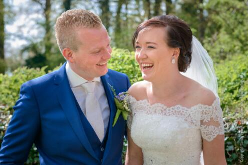 Bruiloft fotograaf sandy peters voor Spontane bruidsfotografie Beuningen en Nijmegen Gelderland