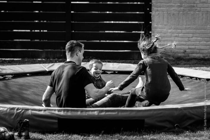 Day in the life fotoshoot in Lith, een dag in het leven documentair vastgelegd als mooie herinnering voor later door fotograaf Sandy Peters