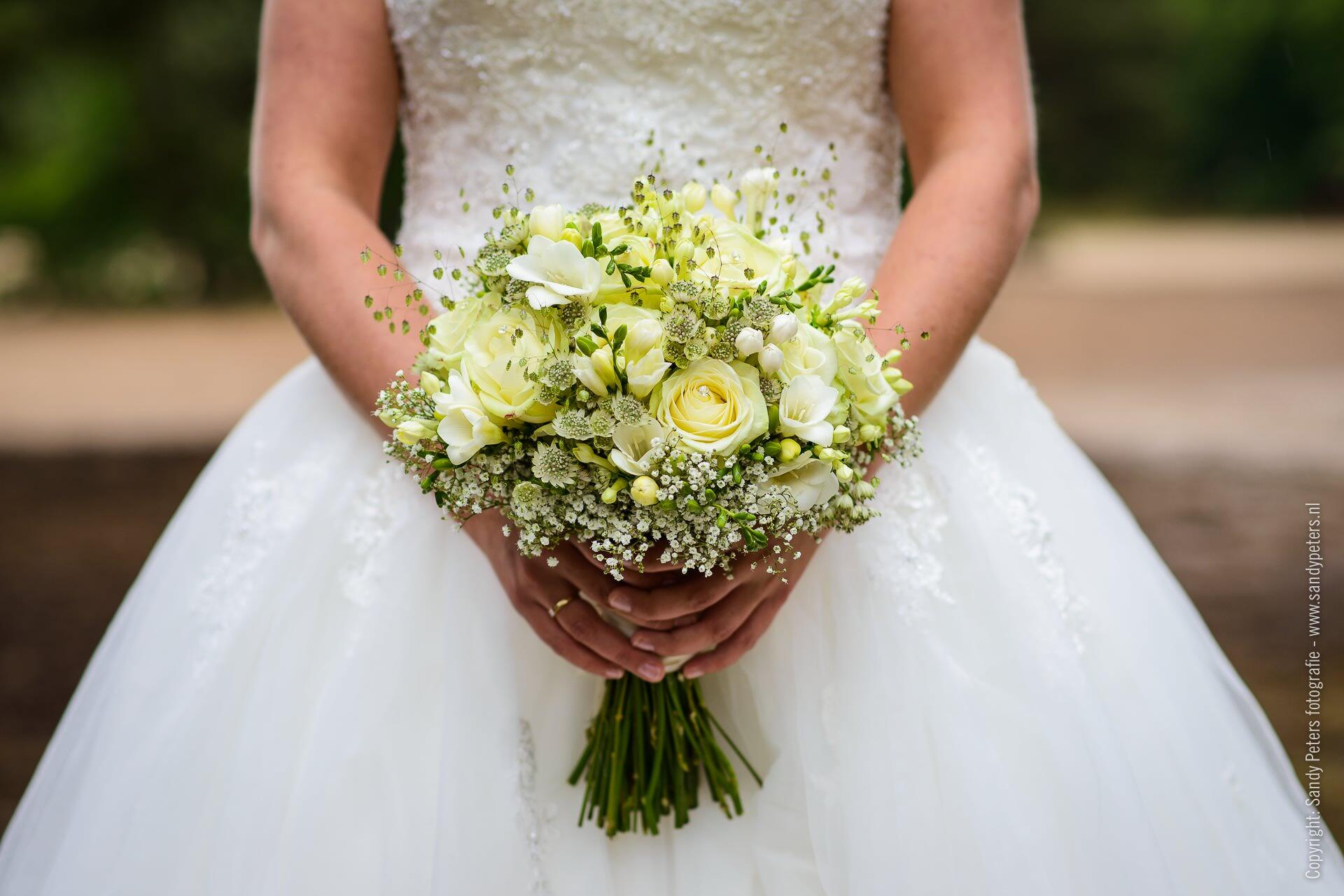 Bruidsreportage Herperduin