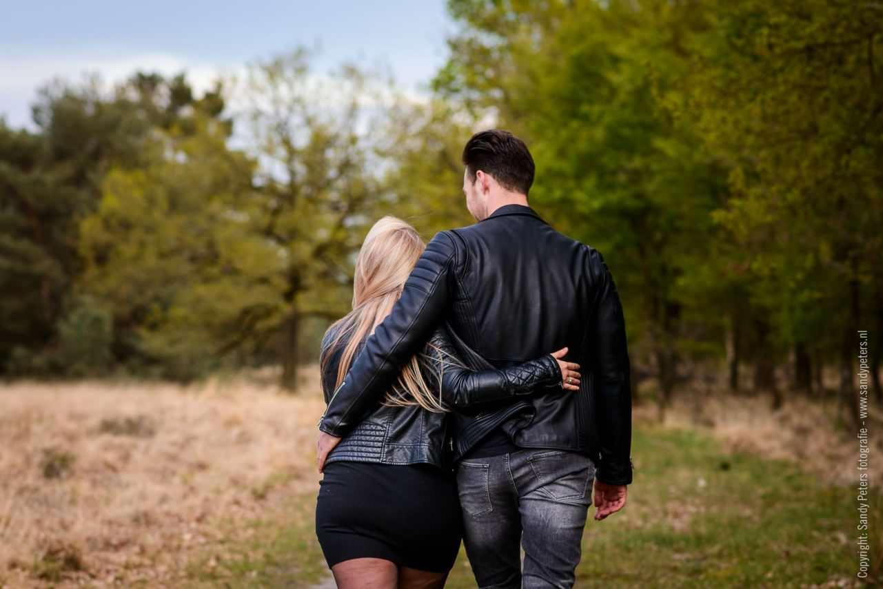 Loveshoot schaijkse heide Joey & Marissa