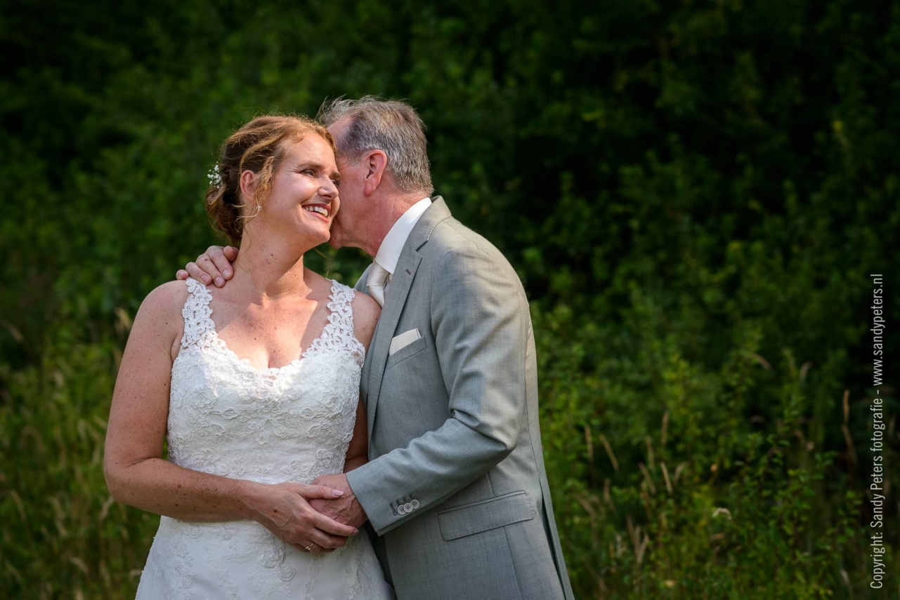 Bruiloft in Doetinchem bij de Tennisbaan