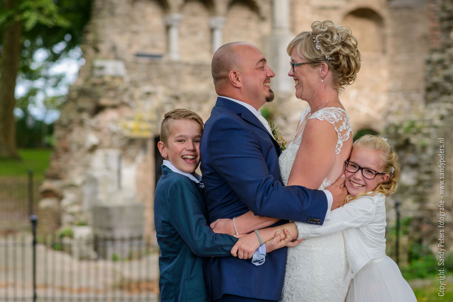 Bruidsfotografie Nijmegen door Bruidsfotograaf Sandy Peters