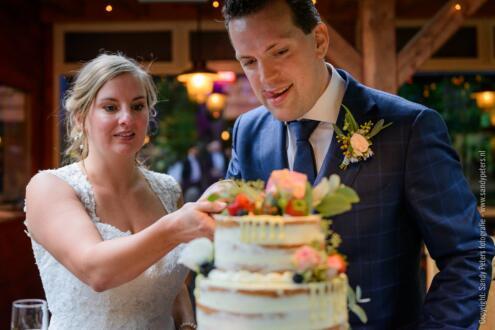 Bruiloft fotograaf Sandy in Oisterwijk en Den Bosch Bruiloftsfotografie in Noord Brabant