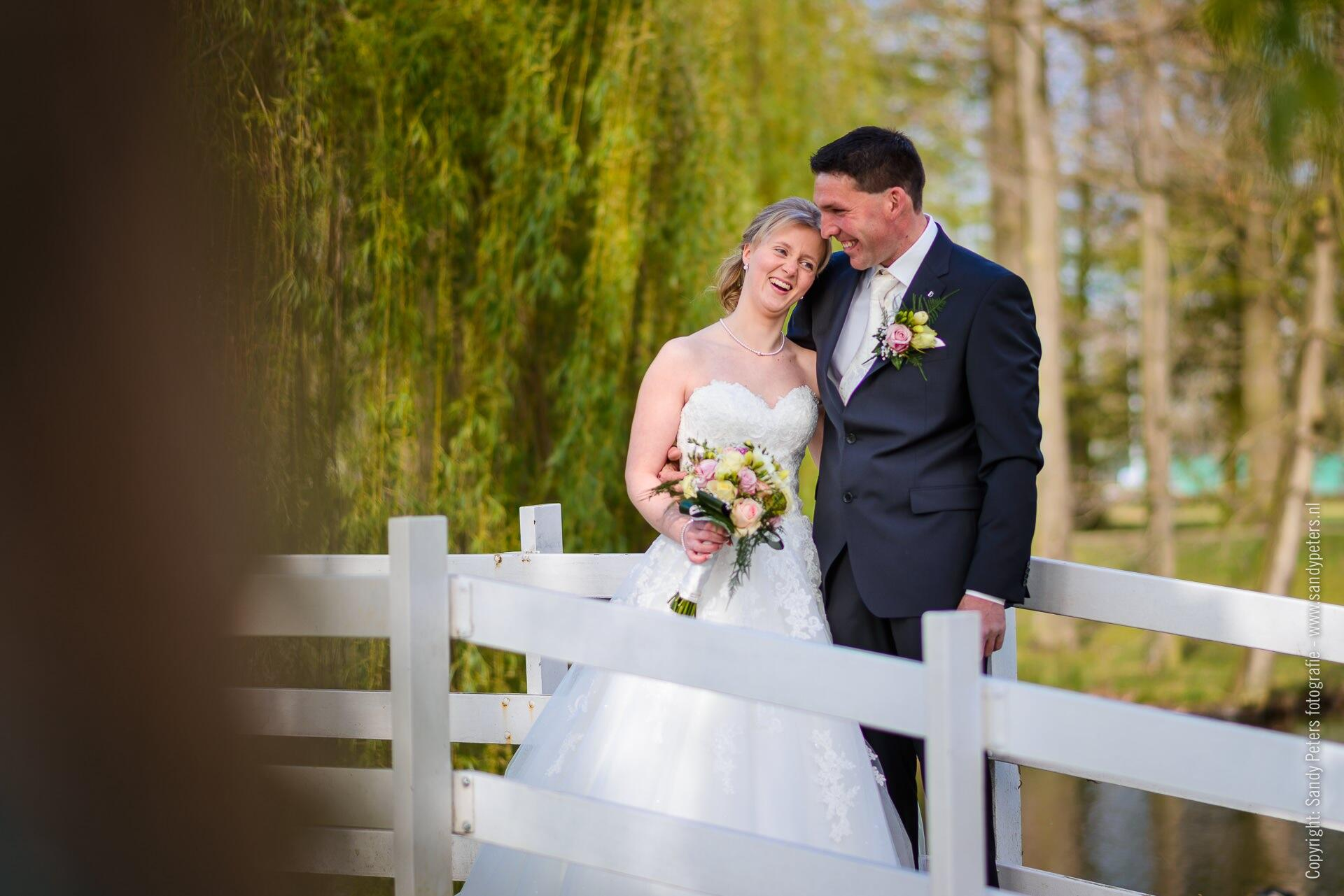 Bruidsreportage in Ravenstein